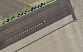 Landschaft Luftbildfotografie
