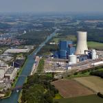 Luftaufnahme Ruhrgebiet