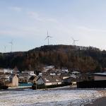 Windrad Landschaft Fotografie Hunsrück