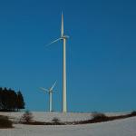 Windrad Foto Koeln