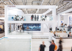 Fotograf-Messe-Architektur