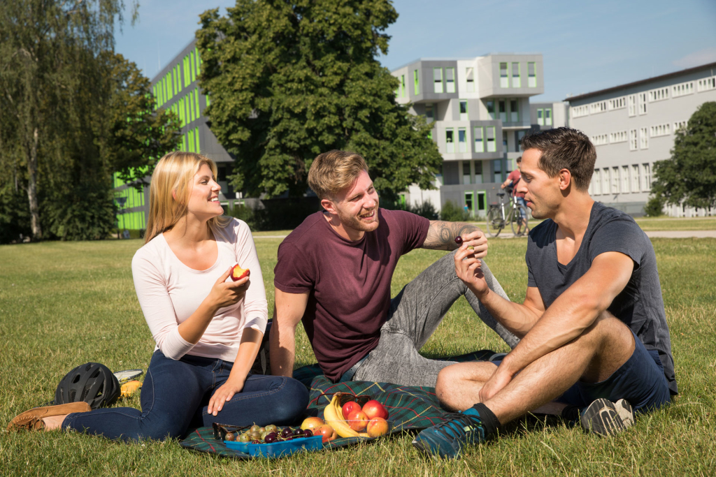 Uni Park Picknick